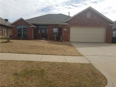 Moore Single Family Home For Sale: 2812 97th