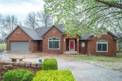 Oklahoma City Single Family Home For Sale: 6601 123rd Street