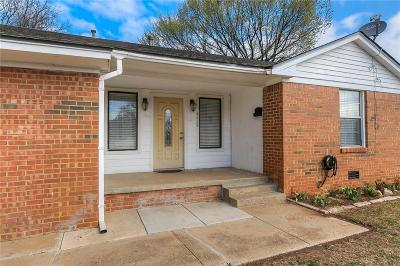 Oklahoma City Single Family Home For Sale: 4117 NW 28th Street