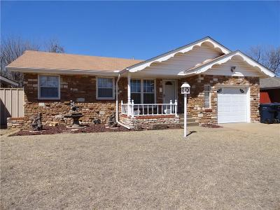 Oklahoma City Single Family Home For Sale: 2549 SW 49th Street