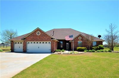 Edmond Single Family Home For Sale: 4222 Darril Road