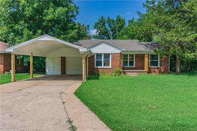 Norman Single Family Home For Sale: 1213 W Brooks Street