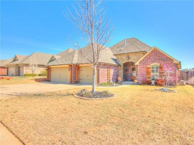 Edmond Single Family Home For Sale: 14000 Canterbury Dr