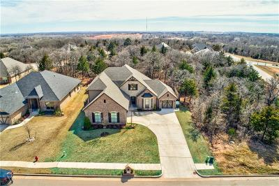 Edmond Single Family Home For Sale: 7216 Whirlwind Way