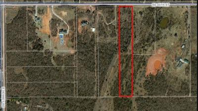 Choctaw Residential Lots & Land For Sale: 0000 SE 44th
