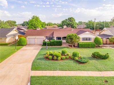 Altus Single Family Home For Sale: 213 N Cardinal Circle