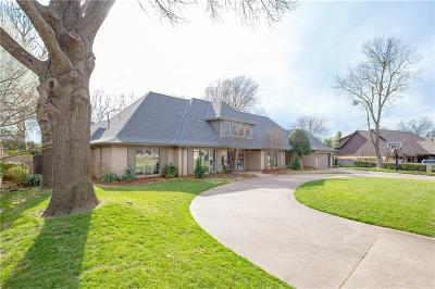 Norman Single Family Home For Sale: 2618 Smoking Oak
