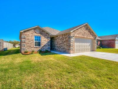 Oklahoma City Single Family Home For Sale: 5641 Gadwall Road