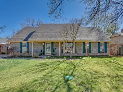 Oklahoma City Single Family Home For Sale: 2224 NW 45th