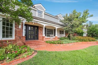 Nichols Hills Rental For Rent: 6700 NW Grand Boulevard