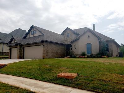 Edmond OK Single Family Home For Sale: $339,990