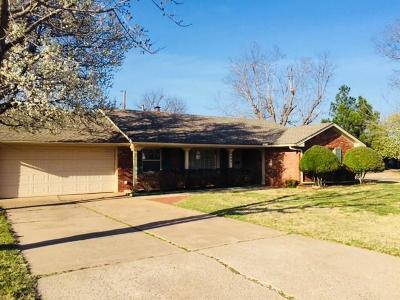 Oklahoma City Single Family Home For Sale: 2501 NW 114th Terrace