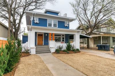 Oklahoma City Single Family Home For Sale: 1412 NW 34th Street