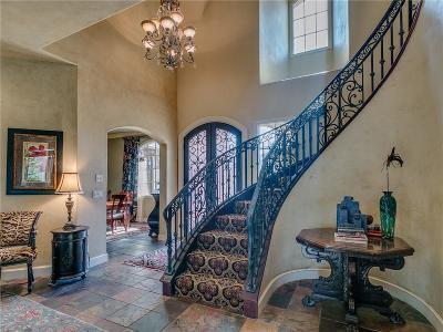 Oklahoma City OK Single Family Home For Sale: $665,000