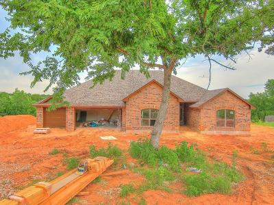Oklahoma City Single Family Home For Sale: 7100 Morning Song Drive