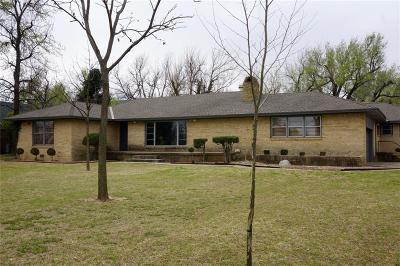 Oklahoma City Single Family Home For Sale: 4623 N Portland Avenue