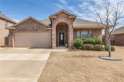Edmond Single Family Home For Sale: 19416 Candleberry Drive