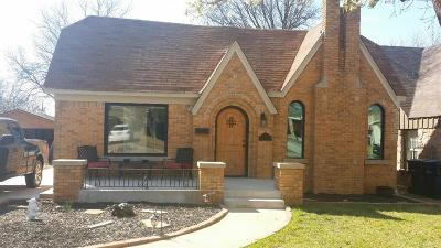 Oklahoma City Single Family Home For Sale: 4323 N McKinley Avenue