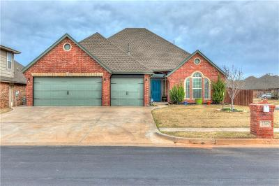 Edmond Single Family Home For Sale: 2709 NW 172nd Street