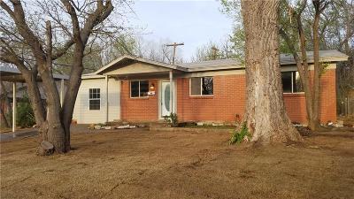 Moore Single Family Home For Sale: 2816 N Nottingham