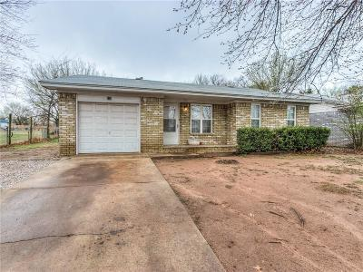 Tecumseh Single Family Home For Sale: 312 Linda