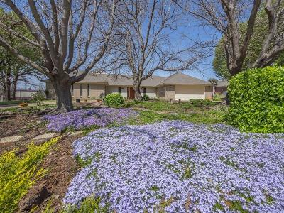 Edmond Single Family Home For Sale: 1301 W Spoon Terrace