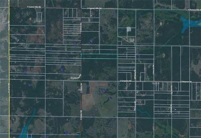 Luther Residential Lots & Land For Sale: 10130 S Dobbs Road