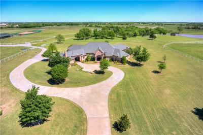 Edmond Single Family Home For Sale: 4373 NW 220th Street