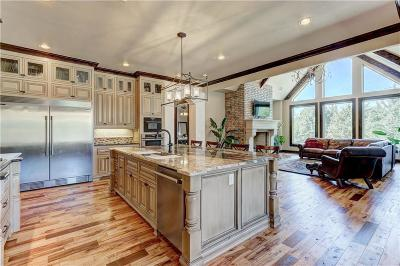 Arcadia Single Family Home For Sale: 1101 Abberly Circle