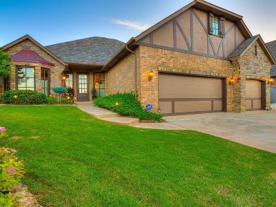 Edmond Single Family Home For Sale: 16637 Little Leaf Lane