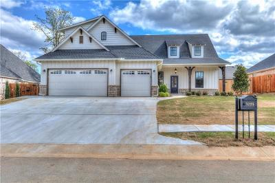 Edmond Single Family Home For Sale: 3024 Morning Mist Road
