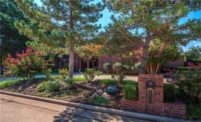 Oklahoma City Single Family Home For Sale: 4800 Bocage Lane