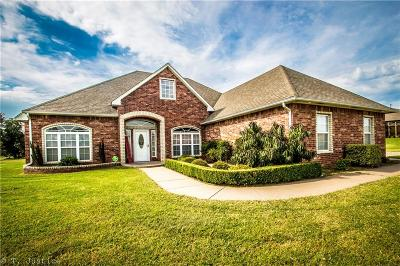 Purcell Single Family Home For Sale: 25098 Kody Lane