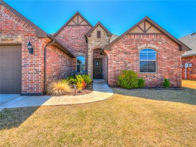 Edmond Single Family Home For Sale: 3204 NW 188th Terrace
