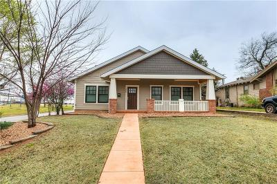 Oklahoma City Single Family Home For Sale: 100 NW 21st Street
