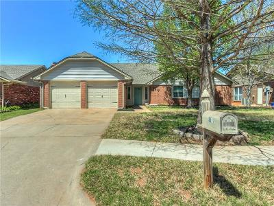 Edmond Single Family Home For Sale: 3617 NE 140th Street