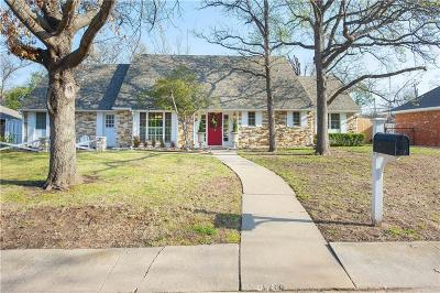 Single Family Home For Sale: 3017 Hickory Stick Road