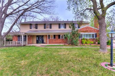 Single Family Home For Sale: 11020 Maple Grove Drive