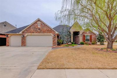 Norman Single Family Home For Sale: 601 Waterwood Drive