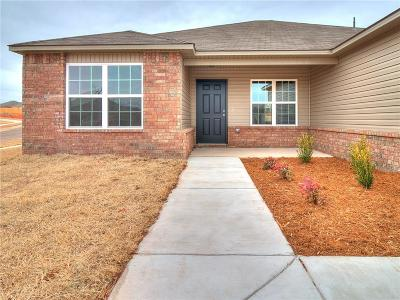 Choctaw Single Family Home For Sale: 801 Hallow Oak Court