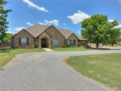 Weatherford Single Family Home For Sale: 10465 N 2407 Road