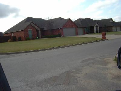 Altus Single Family Home For Sale: 3812 Heritage