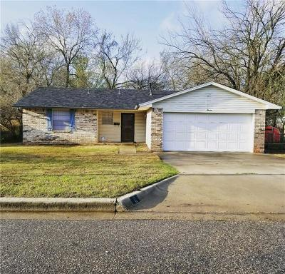 Shawnee Single Family Home For Sale: 11 Rock Hollow