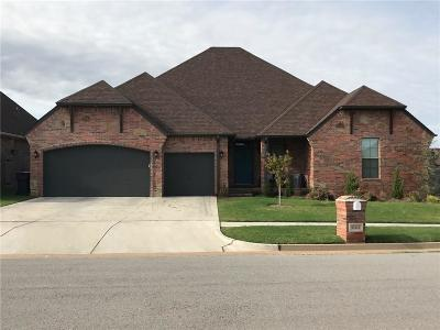Yukon Single Family Home For Sale: 13421 Carlisle Crossing Drive