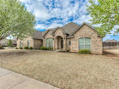 Oklahoma City Single Family Home For Sale: 3109 SW 130th Place