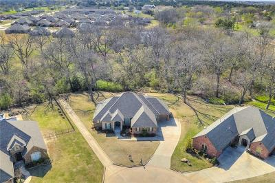Shawnee Single Family Home For Sale: 2700 Old Towne Trail