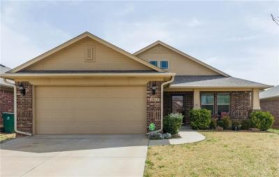 Edmond Single Family Home For Sale: 2812 NW 184th Street