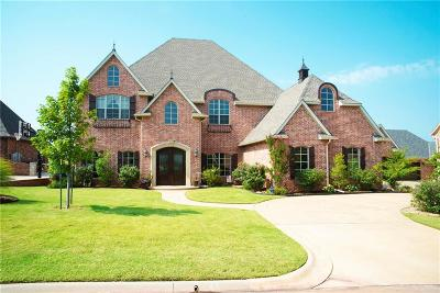 Norman Single Family Home For Sale: 874 Belmar