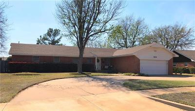 Single Family Home For Sale: 404 Cardinal Cir S