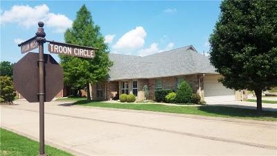 Shawnee Single Family Home For Sale: 2308 Troon W